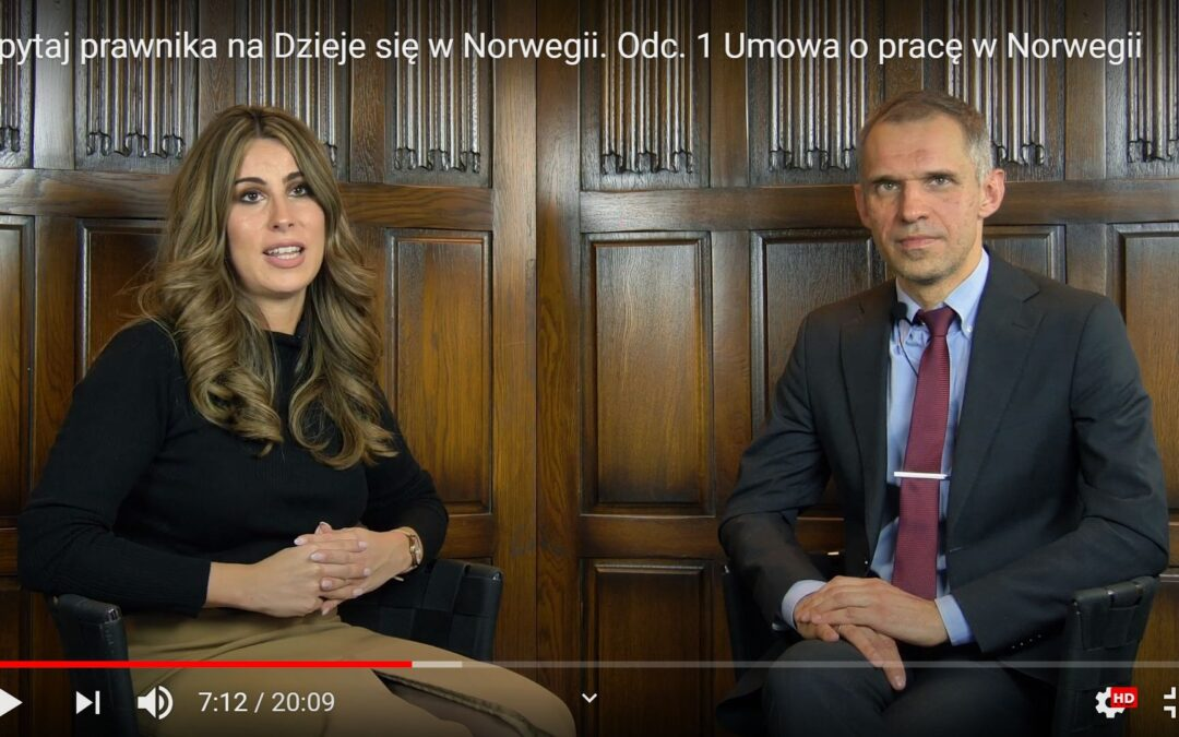 «Zapytaj Prawnika – odc. 1» – nasze porady prawne na Youtube